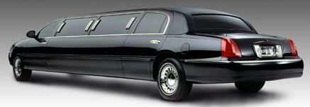 Limo Hire - Lincoln Black
